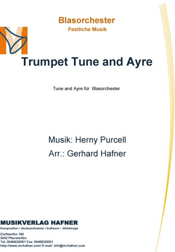 Trumpet Tune and Ayre