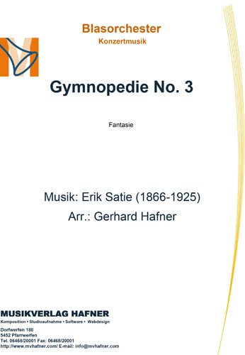 Gymnopedie No. 3